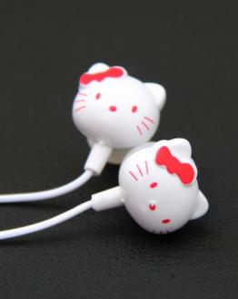"""Наушники Hello kitty (стерео, универсальные) """"А31"""""""
